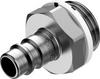 Quick coupling plug -- NPHS-S6-M-G12 - Image