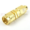 SMA Adjustable Phase Trimmer With an Adjustable Phase of 3.5 Deg. Per GHz From DC to 18 GHz -- SMP14118 -Image