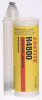 Acrylic Adhesive,2-Part,490mL,Yellow -- 2LTE5
