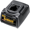 Dewalt Dw9116 7.2V - 18V 1 Hour Battery Charger with -- CHARGERDW9116