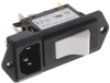 Power Entry Connectors - Inlets, Outlets, Modules -- 486-4030-ND -Image