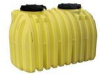 1000 Gallon Two Compartment Plastic Septic Tank -- A-AST-1000-2