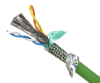 DataMax Extreme Profinet Cat 5e, AWM 2463 – 22 AWG, 2 Pair, Shielded, TPE -- 5923 -Image