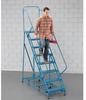 EGA Radius 360-Degree Rotating Rolling Ladders -- 3928206
