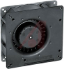 Blower; DC Radial; VDC; 20 W; 66 dBA; Ball; 123 CFM; Wire Leaded; 70 degC (Max. -- 70105446 - Image