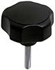 Fluted Knob -- 05L-23S-M1040