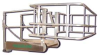Gangways & Safety Cages -- Self Leveling Stairs, Ramp Gangways, Telescoping Ramp, Safety Cages