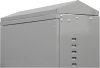 Top, Rooftop for Ready-To-Assemble Bin Cab -- AC3618RT