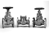 "Flanged Globe Valve -- Model 14""-25 -- View Larger Image"