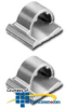 ITW Linx Cord Clip for 50 to 75 Pair or High Count Fiber.. -- CC-3-61