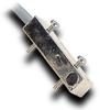 Rectangular Inductive Proximity Sensor (prox switch): PNP, 0.8mm range -- CR5-AP-1A - Image