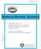 ANSI/ASSE A10.4-2016 Safety Requirements for Personnel Hoists and Employee Elevators on Construction and Demolition Sites