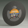 Gas-Electric Saw - Gold Reinforced Aluminum Oxide Abrasive -- Cut-off Wheels