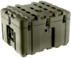 Pelican IS2117-1103 Inter-Stacking Pattern Case with Foam - Olive Drab -- PEL-IS211711033000100 -- View Larger Image