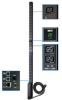 Single-Phase Switched PDU, 3.2-3.8kW 16/20A 200-240V, 70 in / 178cm 0U Vertical Mount, 20 C13 and 4 C19 Outlets, C20 Inlet and L6-20P Cable -- PDUMV20HVNET