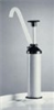 Hand-operated drum pump, PP/HDPE dispensing pump, 16 to 64 strokes/gallon -- GO-06512-00 - Image
