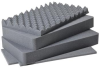 Pelican 1511 4pc Replacement Foam Set for 1510 Carry On Case -- PEL-1510-400-000 -Image