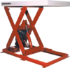 Standard, Light Duty Lift Table -- Backsaver Lite Series
