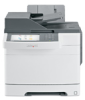 Lexmark X548DE Color MFP Printer 25ppm -- 26G0120