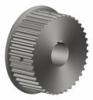 H Series - Steel Timing Pulley -- Single Flange