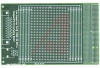 3U COMPACT PCI PROTOTYPING BOARD. GRID OF .1