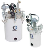 ASME Pressure Tanks -- Air Spray and HVLP Supply Systems
