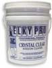 Elky Pro Glass Cleaner - 5 Gallon Pail -- SA-195