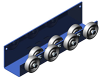 Wheel Rail Conveyors -- WRH
