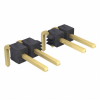 Rectangular Connectors - Headers, Male Pins -- M20-9963545-ND -Image