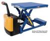 Portable Scissor Lift Table Options -- HPST-PTDS-E -Image