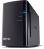 Buffalo 1 TB LinkStation Duo Network Storage Server -- LS-WX1.0TL/1D - Image