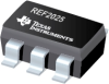 REF2025 Low-Drift, Low-Power, Dual-Output VREF and VREF/2 Voltage Reference