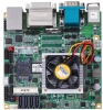 LN-D70-G -Nano-ITX Industrial Motherboard supporting the Intel Celeron J1900, Intel Celeron N2930 and the Intel Atom E3845 SoC Processors -- 2809047