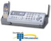 Panasonic 2.4GHz Cordless Phone with Fax/Copier Machine.. -- KX-FG2451