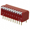 DIP Switches -- KAP1110ET-ND -Image