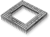 Pin Grid Array Sockets/Headers on 0.100 [2.54] Centers with Solder Tail Pins