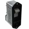 Power Entry Connectors - Inlets, Outlets, Modules -- 486-2257-ND - Image