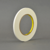 3M 256 Printable Flatback Paper Tape White 0.25 in x 60 yd Roll -- 256 WHITE 1/4IN X 60YDS -Image