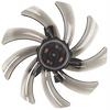 1.68 Watt (W) Power PLD10010B Frameless Fan -- PLD10010B12M -Image