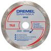 DREMEL 3 In. Saw-Max™ Diamond Tile Cut-Off Wheel -- Model# SM540