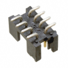 Rectangular Connectors - Headers, Male Pins -- 3M9707DKR-ND -Image