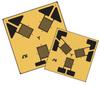 Rosette Strain Gage -- SGD-3/350-RY13