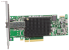 Gen 5 16GFC Single-port Adapter for Virtualized, Cloud, and Mission Critical Deployments -- LPe16000B FC -- View Larger Image