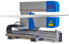 Non-Contact Thickness Measurement Of Metal, C-Frame With Point Laser -- ThicknessCONTROL MTS 8202.T -Image