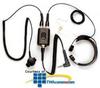 Pryme Radio Products Heavy Duty Throat Mic for Vertex.. -- SPM-1502