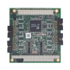 8 COM RS-232 Port PC/104 Serial Communication Module , RoHS -- PCM-3644-08A1E
