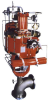 Masoneilan* 75000 Series Tank Drain Sweep Angle Valve