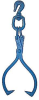 Swivel Grab Hook Skidding Tongs -- 42314