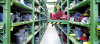 Heavy-duty Pull-out Shelving Systems