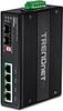 6-Port Industrial Gigabit PoE+ DIN-Rail Switch 12 – 56 V -- TI-PG62B (Version v1.0R)